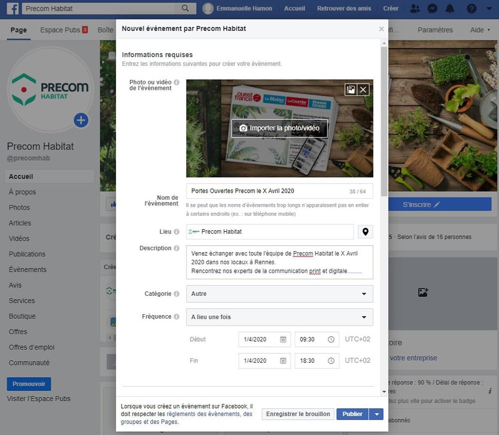 comment augmenter le trafic sur son site internet ? Facebook un moyen d'augmenter le nombre de visites sur son site web