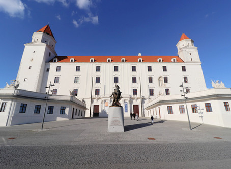 How To Explore Bratislava in a Day