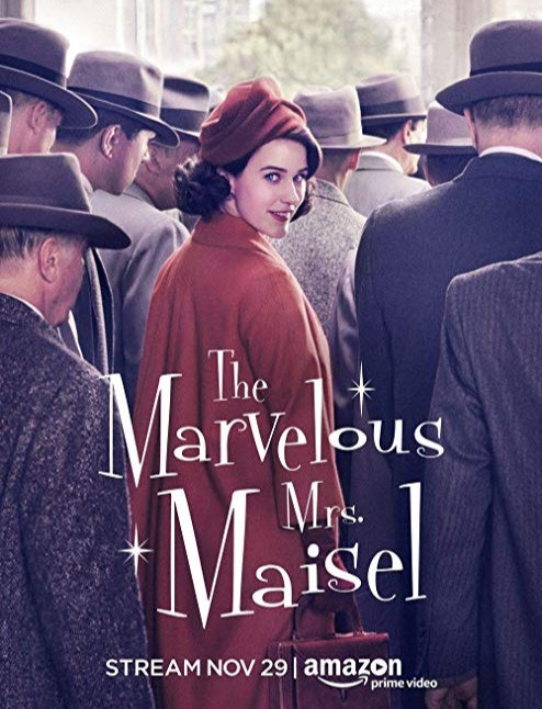 The Marvelous Mrs Maisel série