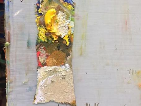Materieschilderij
