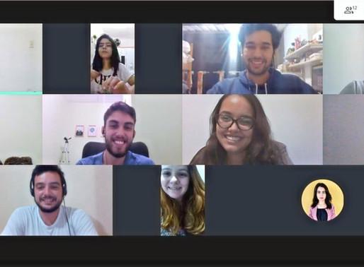 Novos membros da equipe AgroPlus contam como tem sido a experiência de trabalhar remotamente