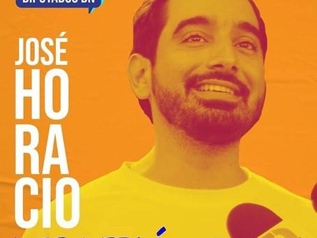 José Horacio reta a sus adversarios a transparentar gastos