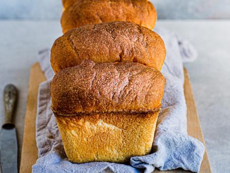 Hokkaido milk bread - Pane al latte sofficissimo