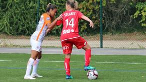 DFCO 0-1 Montpellier : Les Dijonnaises méritaient mieux