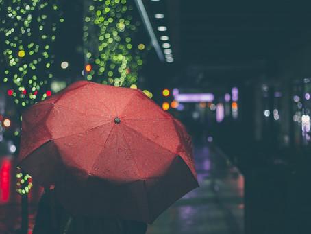 Una palabra dedicada a la lluvia; chipi chipi