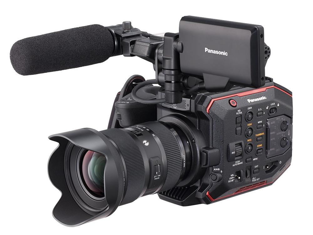 Panasonic EVA-1