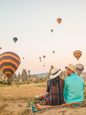 Top 10 things to do in Cappadocia Turkey