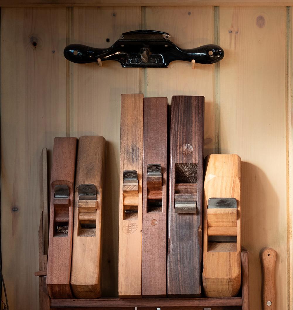 מקצועות עץ לנגרות מסורתית