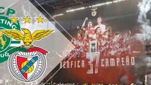 Antevisão Sporting CP x SL Benfica