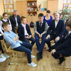 """Конфликтные ситуации с одноклассниками помогают разрешить """"Круги сообществ"""""""