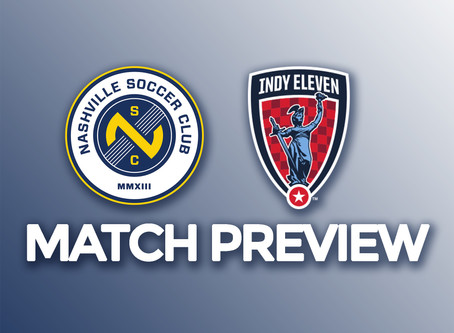 Preview: Nashville SC vs Indy Eleven