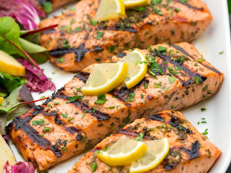 Tips On Grilling Salmon