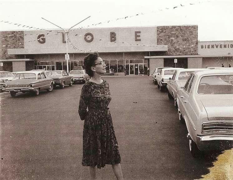 Globe Supermarket, McAllen, Texas, EUA