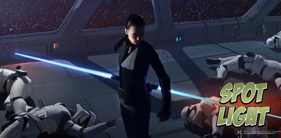 Leaked Concept Art and Plot Details from Trevorrow's Duel of the Fates