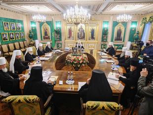 Послание Священного Синода Русской Православной Церкви от 25 августа 2020 г.