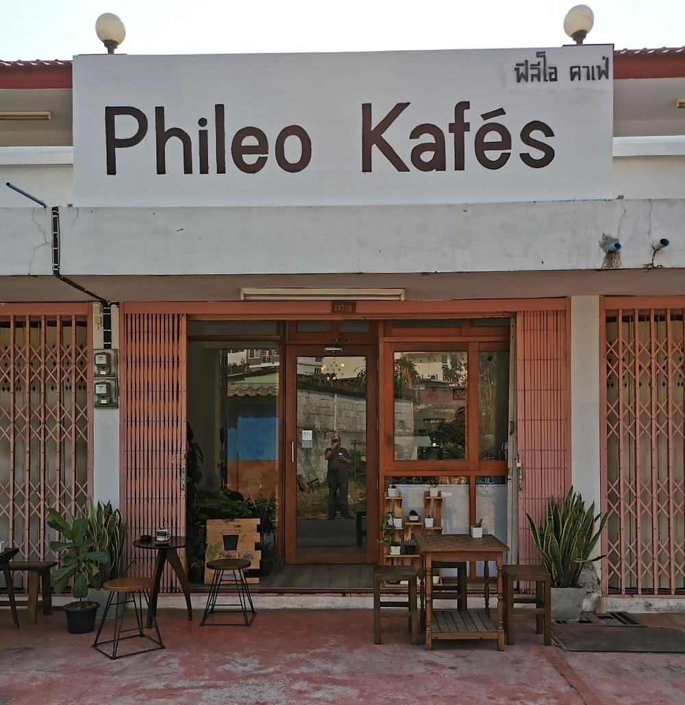Phileo Kafes, คาเฟ่ วัดอุโมงค์