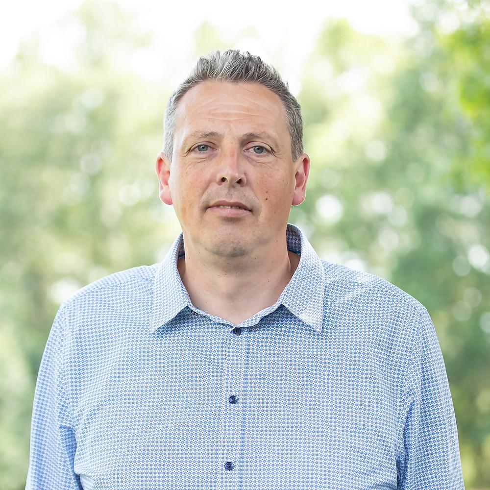 Directeur zorg, Frank Smits