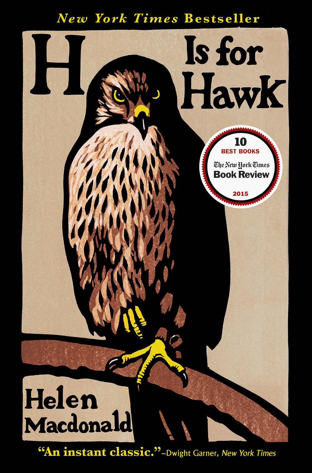 H is for Hawk by Helen Macdonald : the book slut book reviews
