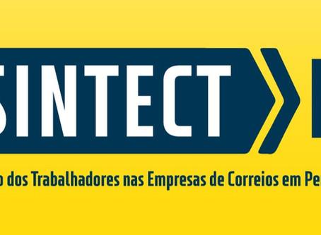 SINTECT-PE convida Delegados Sindicais para Reunião do Conselho Deliberativo