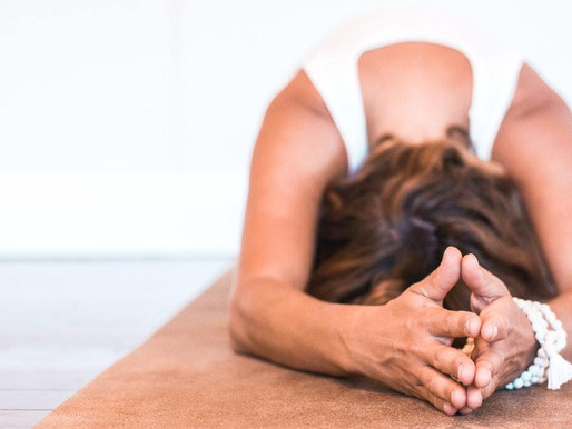 Atelier de Yin Yoga : Le yoga du lâcher prise!