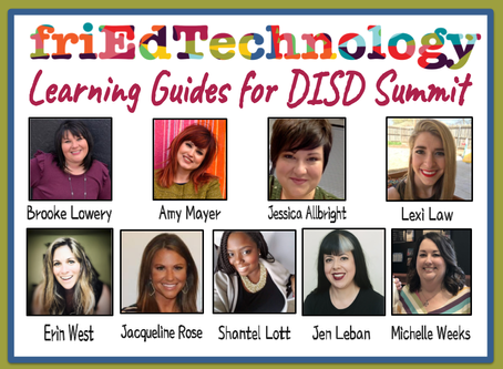 Dallas ISD Hosts friEdTech Google Summit