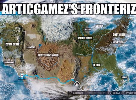 ARTICGAMEZ'S FRONTERIZA (B31CP6M)