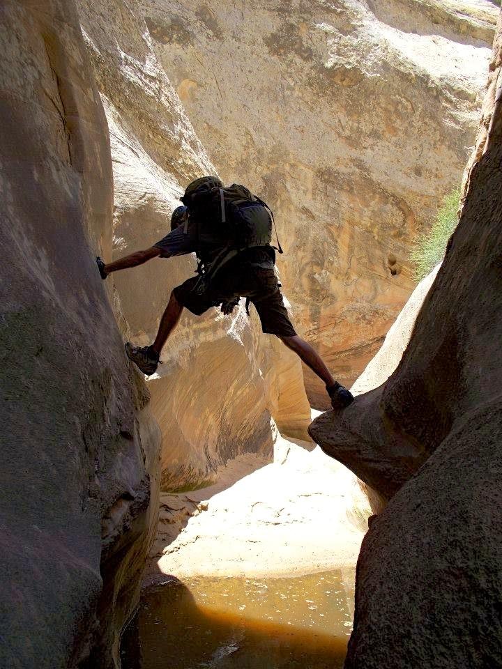 Legacy Outdoor Adventures, Canyoneering, Adventure, Recovery, Purpose