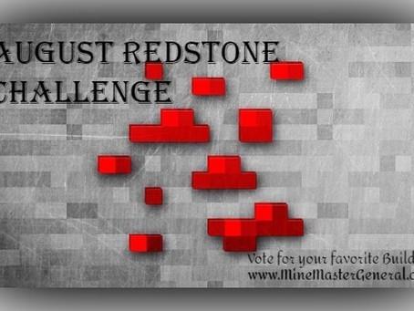 August Redstone Challenge Day 4 Polls OPEN!!!!