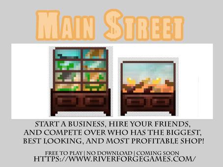 Main Street Art Update - Pet Shop