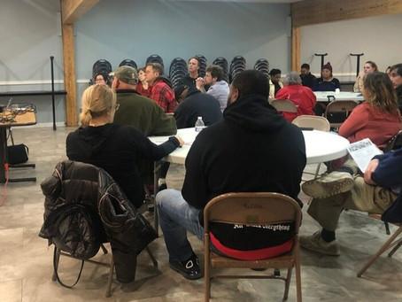 Broadmoor Neighborhood Meeting Minutes from 1/27