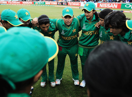 Strong arms: the story of Pakistan women's cricket