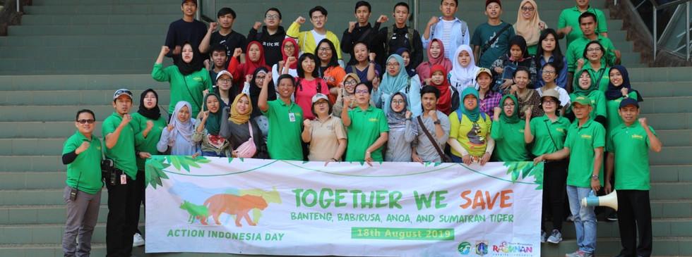 Together we save
