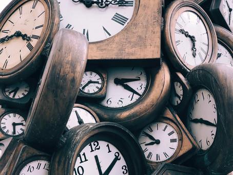 Time, Do You Have Enough?