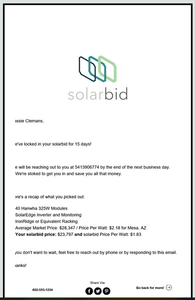 Outlook / Windows Mail Render