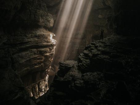Descubierto un sistema de cuevas oculto bajo El Borrao