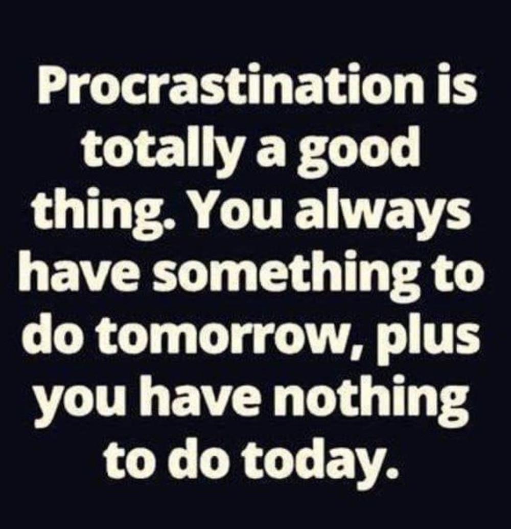 Procrastination Meme & Many More Memes!