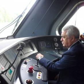 Cavid Qurbanov açıqladı: Bakı-Tbilisi-Qarsla sərnişin daşınması…