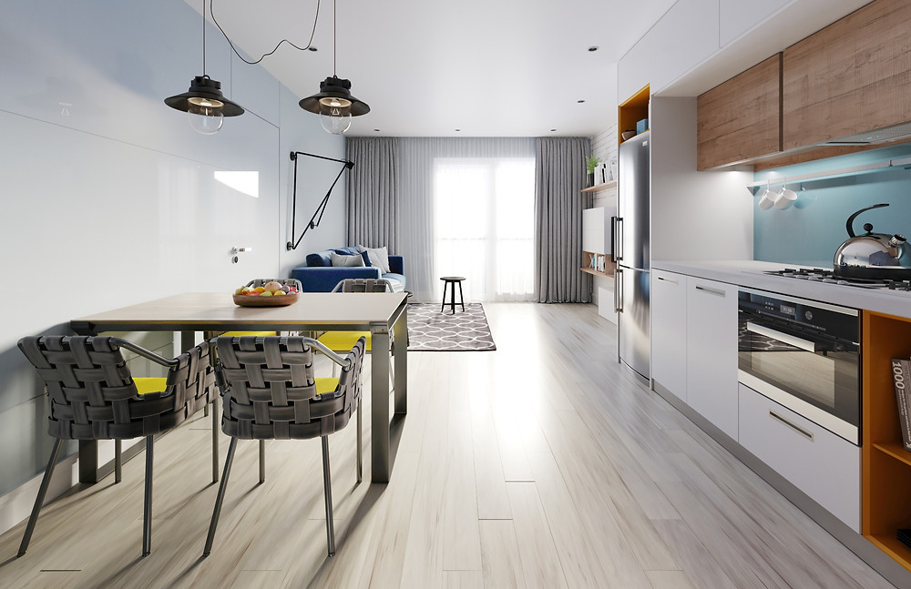 Student accommodation built using modular construction methods