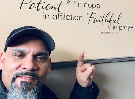 Joyful, Patient & Faithful