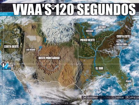 VVAA'S 120 SEGUNDOS (B5ZH1RB)