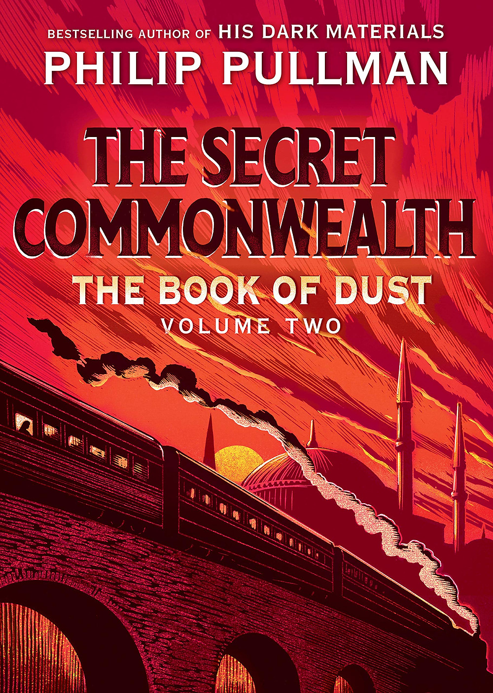 The Secret Commonwealth by Philip Pullman : the book slut