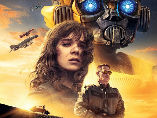 Bumblebee film review