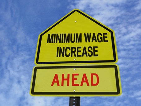 1.75% increase to minimum wages for Group 3 Awards effective 1 February 2021 .