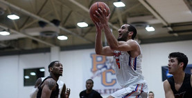 Panthers top Manhattanville for Third Win