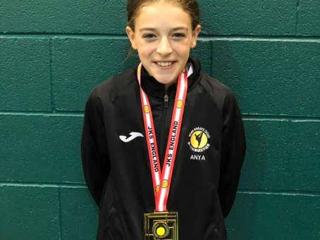 York Karate show exceptional skill at the JKS England National Championships