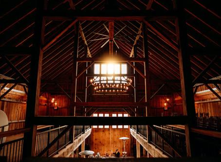 Historic 1892 Barn Meets: Your Wedding Day