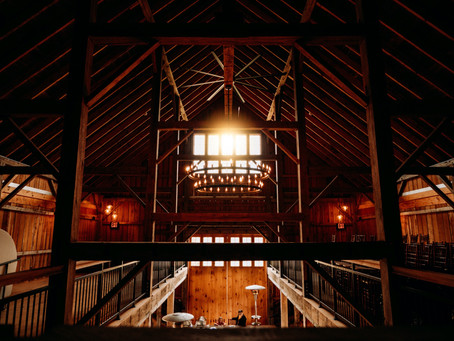 Historic 1892 Barn Meets: Your Wedding Day