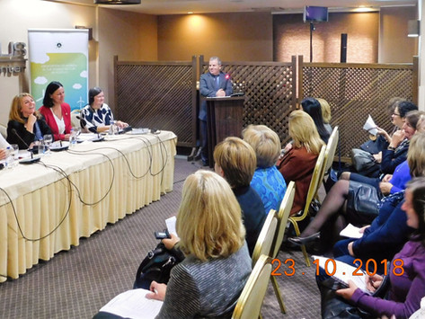 Women's Energy Association Holds First Assembly Meeting