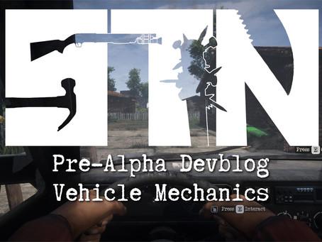 Pre-Alpha Devblog #26 (Town Optimization | Vehicle Parts & Function)