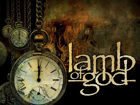 Lamb Of God- Self Titled Album Review